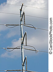 High Power 3 - High power electric lines