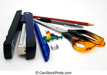 Office Stationery - A Collection of office stationery