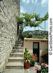 garden house - house and garden vertical