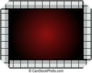 Movie frame - Movie border frame
