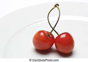 Sweet cherry - Image with cherry