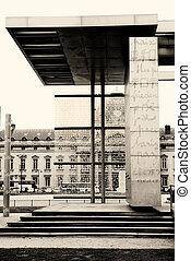 Paris #1 - The Monument of Peace in Paris, France – Champs...