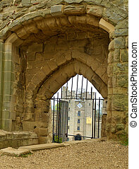Warwick, castelo, 3