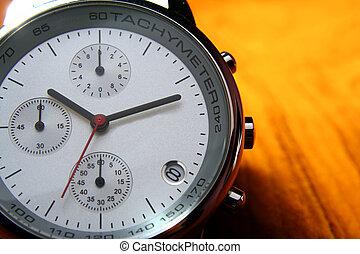 Modern Watch - macro