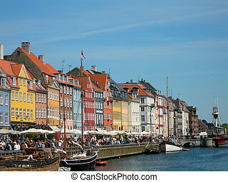 Copenhagen - Nyhavn in Copenhagen