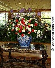 Flower Pot - Colorful Flower Pot