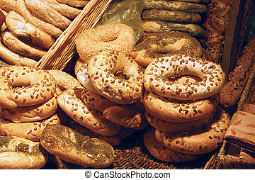 bread - Different kinds of bread