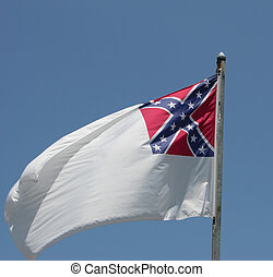 rebel flag - Confederate naval flag