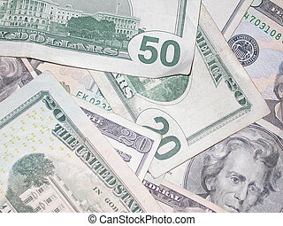 American Currency - Assorted American Currency