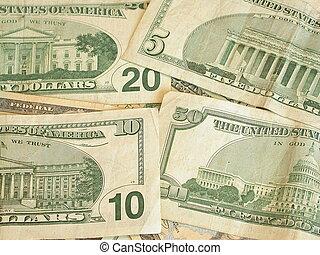 tens and twenties - American Ten and Twenty Dollar Bills