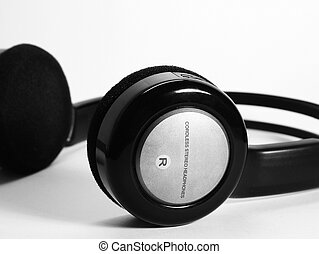 Cordless headphones - Set of cordless headphones