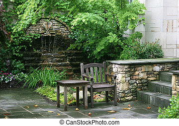 Quiet Place - Enjoy this thoughtful, quiet, sacred place...