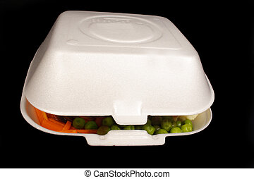 Take-away container