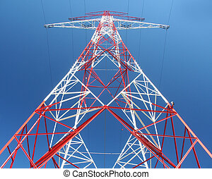 Power Lines Pylon