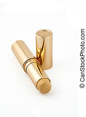 gold make-up stick - golden foundation makeup stick
