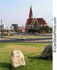Church in windhoek - Image from the christ church in...