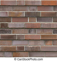 Brick Seamless 13 - Seamlessly tileable photo of a brick...