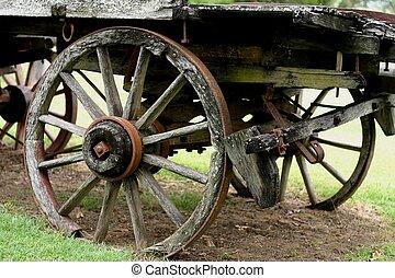 Old Wagon - Old wagon