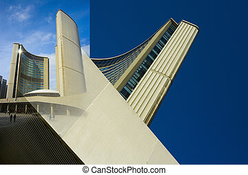 City Hall - toronto landmarks