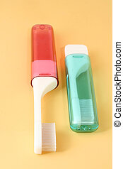 travel toothbrushes