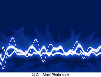 energia, ondas