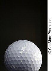 golfball 10 - used golfballs