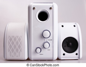 Loudspeakers - Mini loudspeakers system