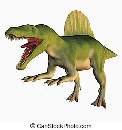 Spinosaurus - 3D Animal