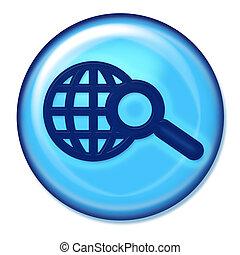 Seach Web Button