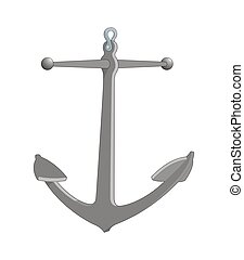 anchor - navy anchor