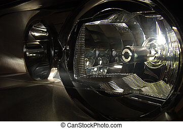 Xenon - Bi-xenon headlights