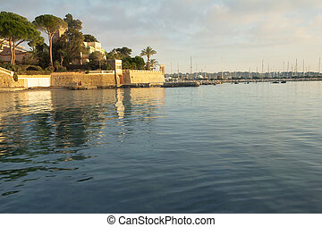 Juan Les Pins #14 - Private harbor in Juan Les Pins