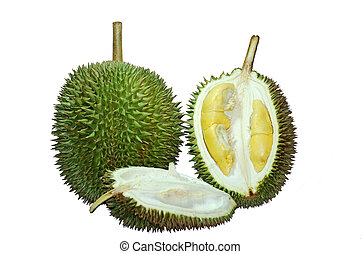 spiky fruits - king of fruits