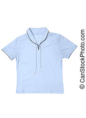 Light blue female T-shirt