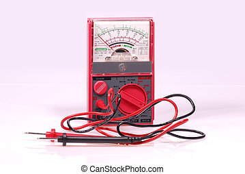 Voltage Meter - Photo of a Voltage Meter