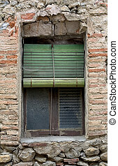 Window - Old window