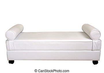 Psychologist Sofa over white