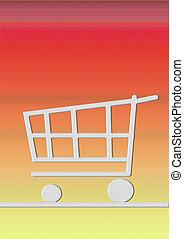 Cart - cart for online supermarket