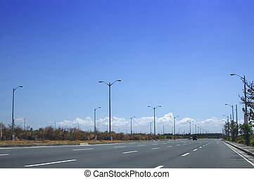 Philippine Roads - Newly built roads in the Philippines