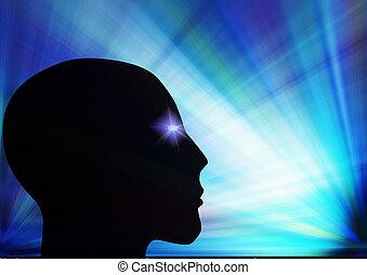 the head - humanoid head