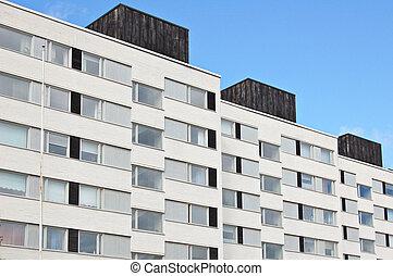 Finnish flats - Block of flats in Turku, Finland