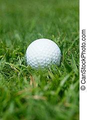 gras, Golfball