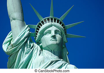Statue of Liberty 2 - Beautiful Lady liberys head
