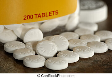 Aspirin - Photo of Aspirins