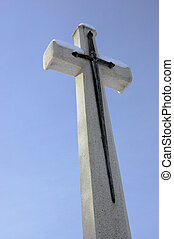 Cross - Large Cross monument.