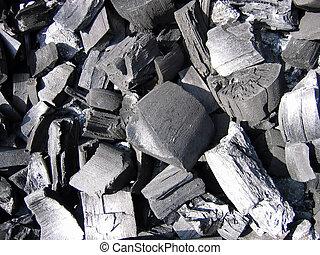 Coals - Burning coals