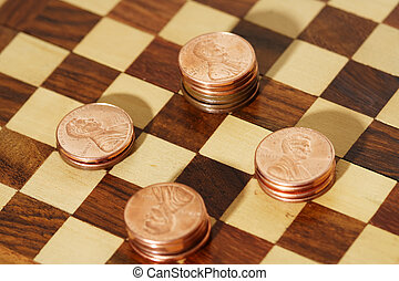 Financial planning is like a chess match