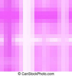 Pink checks - Shades of pink checks