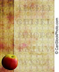 quot;Back to Schoolquot; bac - Back to School background,...