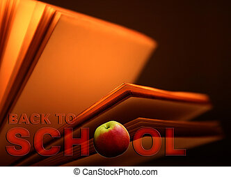 "\""Back to School\\\"" background"